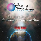 Pray Now Prosperity Scriptures for Divine Transformation MP3
